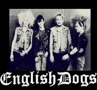 ENGLISH DOGS + THE PUBLIC + JEZUS CRUST + EDELWEISS PIRATEN