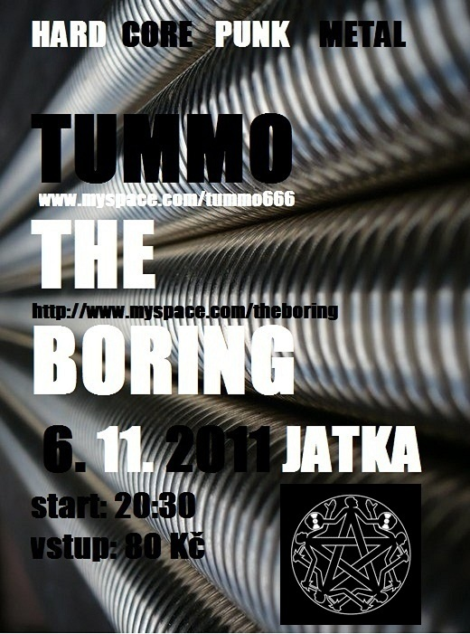 THE BORING, TUMMO
